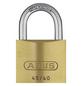 ABUS Tür-Zusatzschloss, aus Metall, 95 mm Breite, messingfarben-Thumbnail