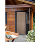 CONACORD Türvorhang, braun/beige, Polyethylen (PE)-Thumbnail