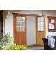 CONACORD Türvorhang, grau/weiß, Polyethylen (PE)-Thumbnail