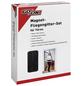 GO/ON! Türvorhang »Magnet-Fliegengitter-Set«, BxH: 100 x 210 cm, schwarz-Thumbnail
