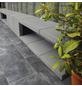 MR. GARDENER U-Stein-Ecke, BxHxL: 40 x 40 x 40 cm, Beton-Thumbnail