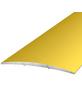 CARL PRINZ Übergangsprofil goldfarben, BxLxH: 60 x 1000 x 5 mm-Thumbnail