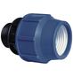 """CORNAT Übergangsstück, Polyethylen (PE), 1 1/4"""", blau/schwarz-Thumbnail"""