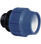 """CORNAT Übergangsstück, Polyethylen (PE), 3/4"""", blau/schwarz-Thumbnail"""