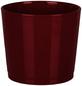 SCHEURICH Übertopf »BASIC«, Breite: 13 cm, rot, Keramik-Thumbnail
