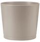 SCHEURICH Übertopf »BASIC«, Breite: 16,5 cm, taupe, Keramik-Thumbnail