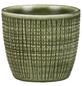 SCHEURICH Übertopf »CORTEZA«, ØxH: 9,6 x 8,6 cm, creme/grün/grau/beige-Thumbnail