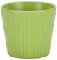 SCHEURICH Übertopf »EXPRESSIVE«, ØxH: 7 x 6,1 cm, weiß/grün/grau/beige, Keramik-Thumbnail
