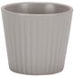 SCHEURICH Übertopf »EXPRESSIVE«, ØxH: 9 x 8 cm, weiß/grün/grau/beige, Keramik-Thumbnail