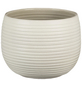 SCHEURICH Übertopf »LINARA«, ØxH: 18 x 14,3 cm, creme, Keramik-Thumbnail