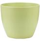 SCHEURICH Übertopf, ØxH: 13 x 11,5 cm, grün, Keramik-Thumbnail
