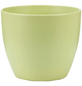 SCHEURICH Übertopf, ØxH: 14 x 12,1 cm, grün, Keramik-Thumbnail