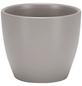 SCHEURICH Übertopf, ØxH: 7 x 6,8 cm, weiß/grün/taupe/pink, Keramik-Thumbnail