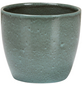 SCHEURICH Übertopf »SHADES«, ØxH: 19 x 17 cm, grün, Keramik-Thumbnail