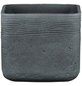 SCHEURICH Übertopf »SOLID«, Breite: 14,5 cm, grau, Keramik-Thumbnail