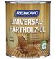 RENOVO Universal-Hartholzöl farblos 0,75 l-Thumbnail