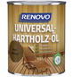 RENOVO Universal-Hartholzöl meranti 0,75 l-Thumbnail