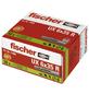 FISCHER Universaldübel, 50 Stück, 6 mm-Thumbnail