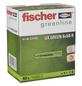 FISCHER Universaldübel, UX GREEN, Nylon, 40 Stück, 6 x 50 mm-Thumbnail
