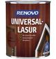 RENOVO Universallasur, für innen & außen, 0,75 l, Mahagoni, seidenglänzend-Thumbnail