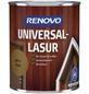 RENOVO Universallasur, für innen & außen, 0,75 l, Teak, seidenglänzend-Thumbnail