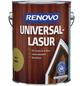 RENOVO Universallasur, für innen & außen, 2,5 l, kalkweiß, seidenglänzend-Thumbnail