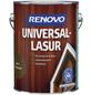 RENOVO Universallasur, für innen & außen, 2,5 l, Kastanie, seidenglänzend-Thumbnail