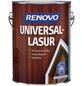 RENOVO Universallasur, für innen & außen, 2,5 l, Mahagoni, seidenglänzend-Thumbnail