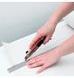 CONNEX Universalmesser, schwarz/silberfarben/rot, zinkdruck_Kunststoff/Metall-Thumbnail