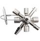 KNIPEX Universalschlüssel, Twin Key, 5 - 12 mm-Thumbnail