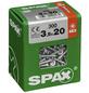 SPAX Universalschraube, 3,5 mm, Stahl, 300 Stk., TRX 3,5x20 L-Thumbnail