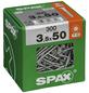 SPAX Universalschraube, 3,5 mm, Stahl, 300 Stk., TRX 3,5x50 XXL-Thumbnail