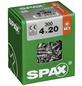 SPAX Universalschraube, 4 mm, Stahl, 300 Stk., TRX 4x20 L-Thumbnail