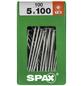 SPAX Universalschraube, 5 mm, Stahl, 100 Stk., TRX 5x100 XXL-Thumbnail