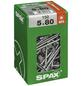 SPAX Universalschraube, 5 mm, Stahl, 150 Stk., TRX 5x80 XXL-Thumbnail