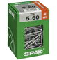 SPAX Universalschraube, 5 mm, Stahl, 250 Stk., TRX 5x60 XXL-Thumbnail