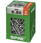 SPAX Universalschraube, 5 mm, Stahl, 300 Stk., TRX 5x50 XXL-Thumbnail