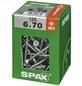 SPAX Universalschraube, 6 mm, Stahl, 125 Stk., TRX 6x70 XXL-Thumbnail