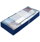 WENKO Unterbettkommode »Air«, BxHxT: 103 x 16 x 45 cm, Polypropylen (PP), dunkelblau-Thumbnail