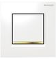 GEBERIT Urinalsteuerung weiß/goldfarben-Thumbnail