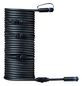 PAULMANN Verbindungskabel »Plug & Shine«, Kunststoff, 24 V, schwarz-Thumbnail