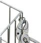 BELLISSA Verbindungsklammer, Länge: 1,5 cm, Stahl-Thumbnail