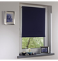 LIEDECO Verdunkelungsrollo, blau, Klemmfix, Polyester-Thumbnail