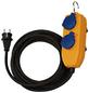 Brennenstuhl® Verlängerungskabel »Powerblock 1169200010«, 4-fach, Kabellänge: 5 m-Thumbnail