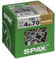 SPAX Verlegeschraube, 4,5 mm, Stahl, 100 Stk., Renovation 4,5x70 XXL-Thumbnail
