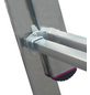 KRAUSE Vielzweckleiter »CORDA«, Anzahl Sprossen: 21, Aluminium-Thumbnail