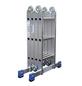 KRAUSE Vielzweckleiter »STABILO«, Anzahl Sprossen: 12, Aluminium-Thumbnail