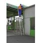 KRAUSE Vielzweckleiter »STABILO«, Anzahl Sprossen: 27, Aluminium-Thumbnail