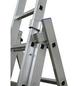 KRAUSE Vielzweckleiter »STABILO«, Anzahl Sprossen: 42, Aluminium-Thumbnail