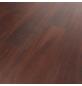 Vinyl-Boden »PROJECT«, BxL: 190 x 1210 mm, dunkelbraun-Thumbnail